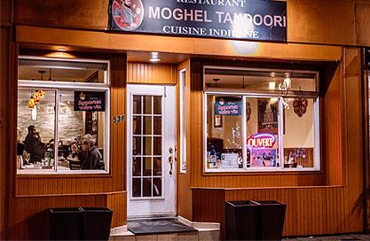 Moghel Tandoori Saint-Lambert